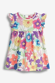 Short Sleeve Dress (3mths-7yrs)