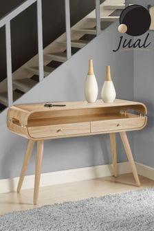 Havana Oak Console Table By Jual