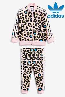 adidas Originals Little Kids Animal Tracksuit