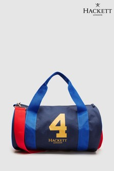 Hackett Blue Kids Duffle Bag