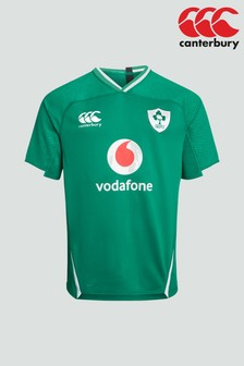 Canterbury Ireland Home 19/20 Rugby Junior Jersey