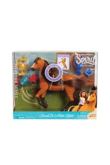Spirit Classic Sound Action Horse Competition
