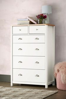 Hanley 6 Drawer Tall Chest