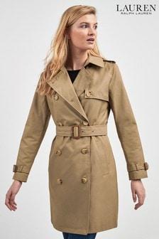 Lauren Ralph Lauren® Beige Trench Coat