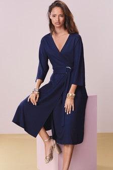 57659f85e06 Wrap Dresses For Women