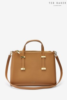 Ted Baker Tan Large Tote Bag