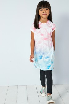 Cloud Short Sleeve T-Shirt (3-16yrs)