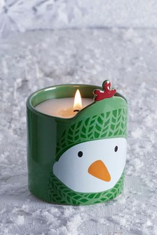 Sid The Snowman Candle