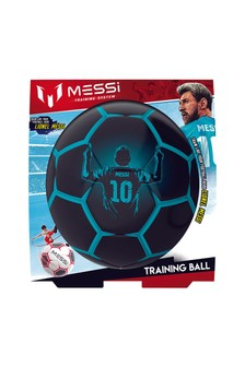 Messi Black/Blue Pro Training Ball