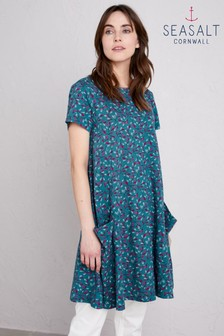 Seasalt Blue Clear Light Dress