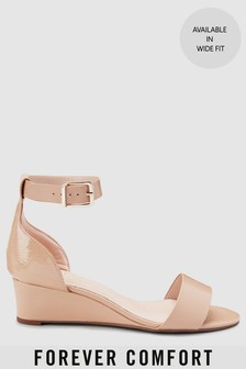 d4cc244773f2 Womens Work Sandals | Flat & High Heel Work Sandals | Next UK