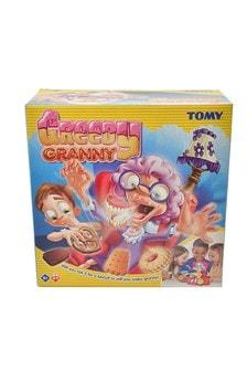 TOMY Greedy Granny