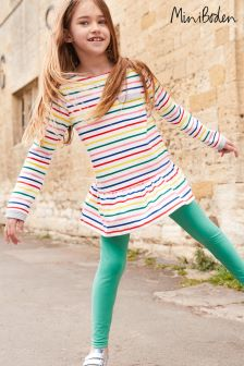 Boden Multi Stripy Pocket Tunic