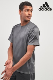 adidas Gym Grey Six Training Tee
