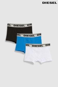 Diesel® Kids Logo Waist Trunk Three Pack