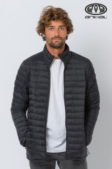 Animal Black DWR Packer Jacket