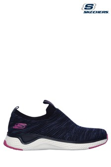 Skechers® Solar Fuse Lite Joy Slip On Sports Trainers