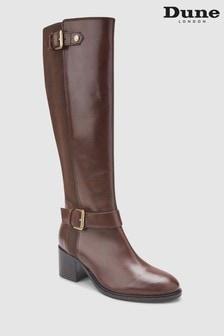 82304cb5153 Buy Women s footwear Footwear Kneehigh Kneehigh Boots Boots Dune ...