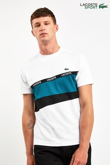 Lacoste® Sport Taped T-Shirt