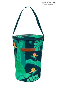 Sunnylife Monteverde Cooler Bottle Tote