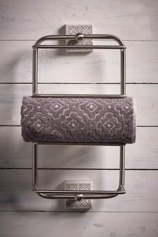 Brocante Towel Rack