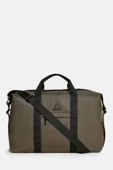 Jack Wills Brown Gatherly Holdall