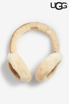 UGG® Chestnut Logo Bluetooth Earmuffs