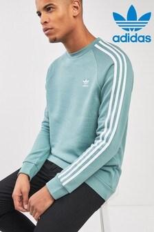 adidas Originals 3 Stripe Crew