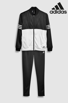 adidas Performance Black/White Tracksuit