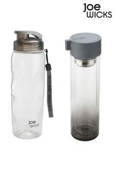 Joe Wicks Grey Hydration Set