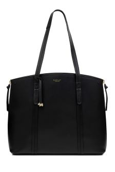 Radley Black Large Tote Shoulder Open Top Bag