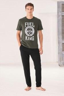 Fuel King Jersey Long Set