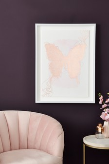 Butterfly Framed Art