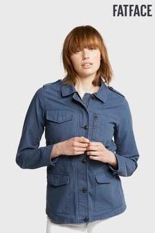 FatFace Blue Suffolk Jacket