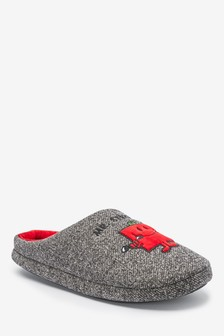 Mr Strong Slippers