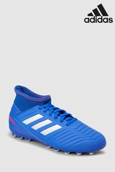 adidas Blue Exhibit Predator MG Junior & Youth