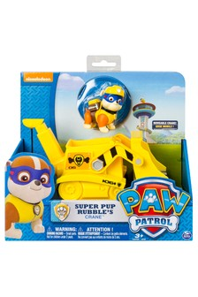 PAW Patrol Vehicle With Pup - Rubble