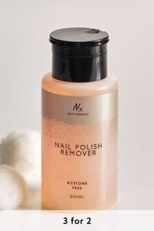 NX Nail Polish Remover