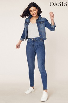 79965e2fadd0 Oasis Jeans For Women | Oasis Skinny Jeans For Ladies | Next UK