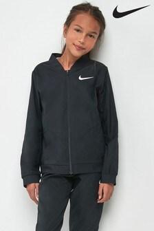 Nike Black Woven Training Jacket