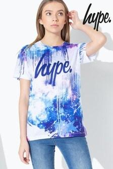 Hype. Fairy Dust Drips Kids T-Shirt