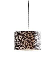 Leopard Print Shade