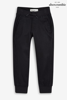 Abercrombie & Fitch Black Core Joggers