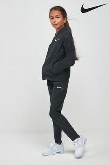 Nike Black Woven Pant