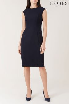 Hobbs Blue Cait Dress