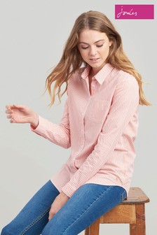 Joules Lucie Printed Woven Shirt