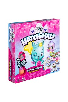 Hatchimals Hatchy Friends Game
