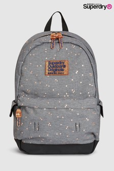 Superdry Grey Star Montana Rucksack