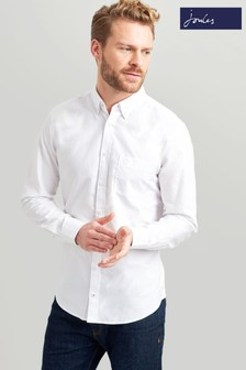 Joules Oxford Long Sleeve Slim Fit Shirt