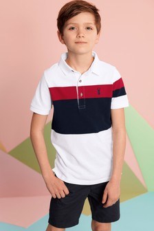 c2004561e Boys Polo Shirts | Polo Tops for Boys | Next Official Site